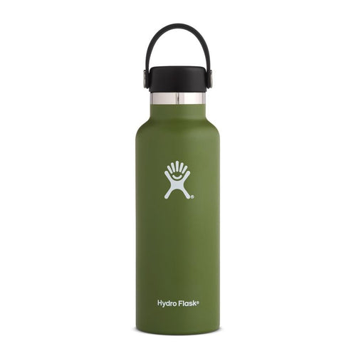 HYDRO FLASK HYDRATION BOTTLE 18OZ/532ML - OLIVE - ZoeKitchen