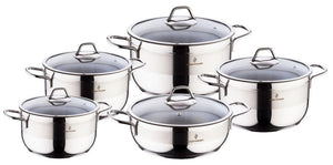 Sofram Soft - Cookware Set 5 Piece - ZOES Kitchen