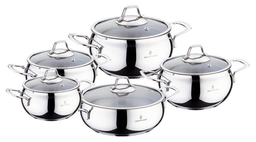 Sofram Luna - Cookware Set 5 Piece - ZOES Kitchen