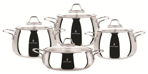 Sofram Venus - Cookware Set 4 Piece - ZOES Kitchen
