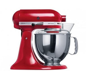 Kitchen Aid Stand Mixer Ksm150 Empire Red Mixer - ZoeKitchen