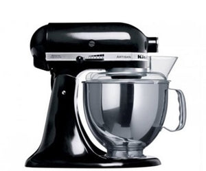 Kitchen Aid Stand Mixer Ksm150 Onyx Black Mixer