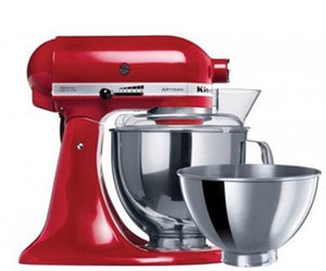 Kitchen Aid Stand Mixer Ksm160 Empire Red - ZoeKitchen