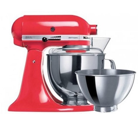 Kitchen Aid Stand Mixer Ksm160 Watermelon - ZoeKitchen