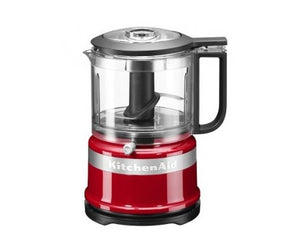 Kitchen Aid Food Processor Mini 3.5 Cup - Empire Red - ZoeKitchen