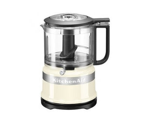 Kitchen Aid Food Processor Mini 3.5 Cup - Almond Cream - ZOES Kitchen