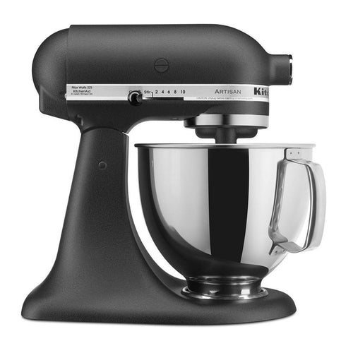 Kitchen Aid Stand Mixer Ksm177 - Cast Iron Black - ZoeKitchen