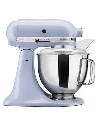 Kitchen Aid Stand Mixer Ksm160 Lavender Cream - ZoeKitchen