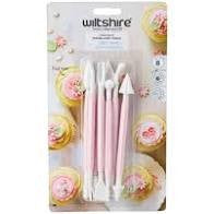 Wiltshire Fondant Modelling Tools 8pc - ZOES Kitchen