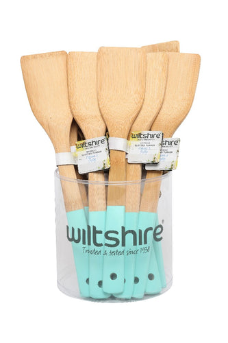 WILTSHIRE IMPULSE BAMBOO SOLID TURNER MINT GREEN - CDU18 - ZoeKitchen