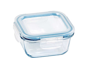Wiltshire Glass Square Container 300ml (c) - ZOES Kitchen