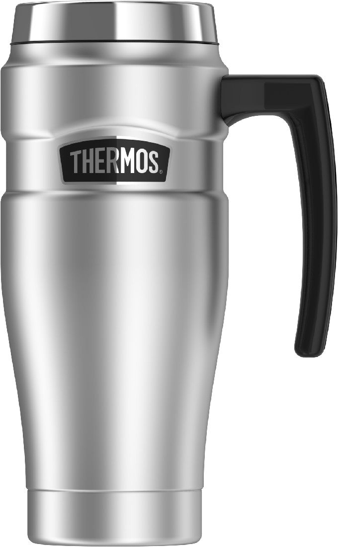 Thermos King Stainless Steel Travel Mug 470ml - ZoeKitchen
