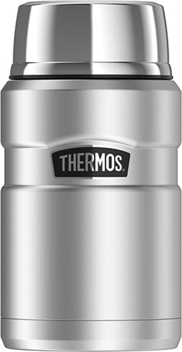 THERMOS KING STAINLESS FOOD JAR 710ML