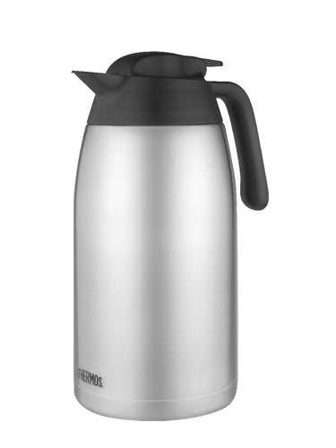 Thermos Carafe S/Steel Vacuum Insulated 2l - ZoeKitchen
