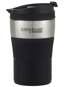 THERMOS THERMOCAFE INSULATED TRAVEL CUP 200ML BLACK