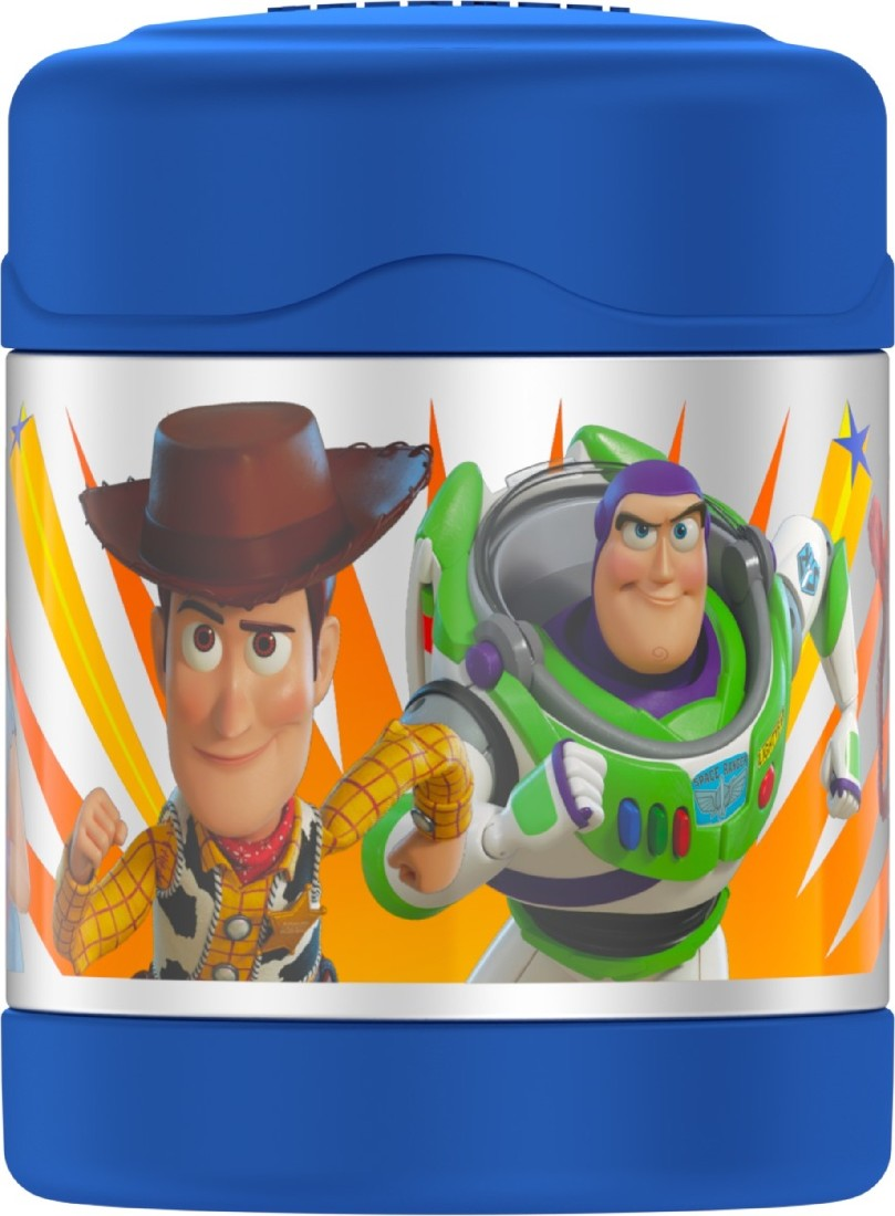thermos funtainer food jar 290ml - toy story 4 - ZoeKitchen