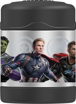 THERMOS FUNTAINER FOOD JAR 290ML - MARVEL AVENGERS
