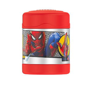 Thermos Funtainer Food Jar 290ml - Spider-Man - ZoeKitchen