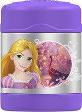 Load image into Gallery viewer, Thermos Funtainer Food Jar 290ml Disney Princess - ZoeKitchen