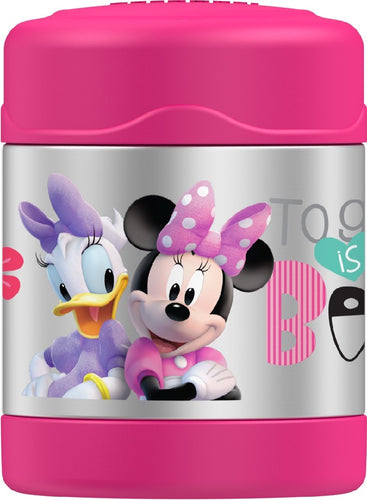 THERMOS FUNTAINER FOOD JAR 290ML - DISNEY MINNIE MOUSE