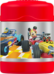 thermos funtainer food jar 290ml - disney mickey mouse - ZoeKitchen