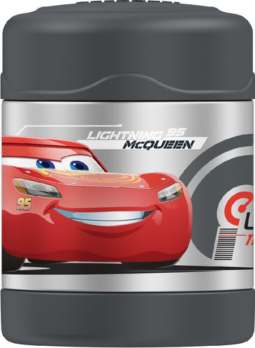 THERMOS FUNTAINER FOOD JAR 290ML - DISNEY CARS