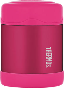 thermos funtainer 290ml food jar pink - ZoeKitchen