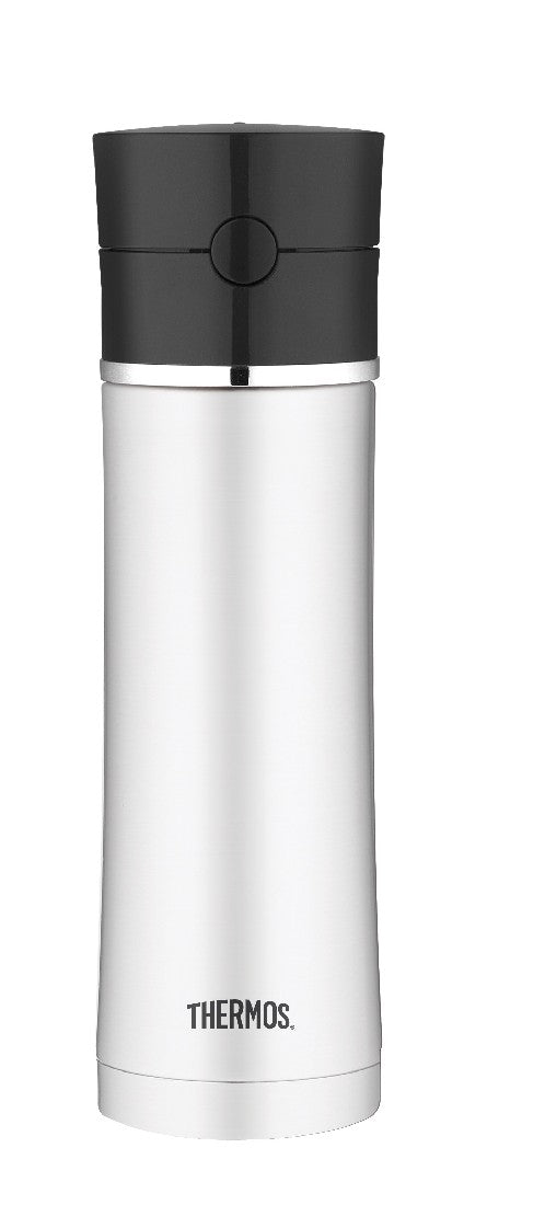thermos s/s insulated bottle flip spout 530ml - ZoeKitchen
