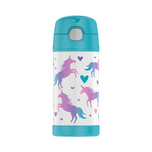 Thermos Funtainer Drink Bottle 355ml - Unicorn - ZoeKitchen