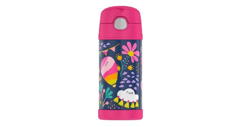 Thermos Funtainer Drink Bottle 355ml - Whimsical Cloud - ZoeKitchen