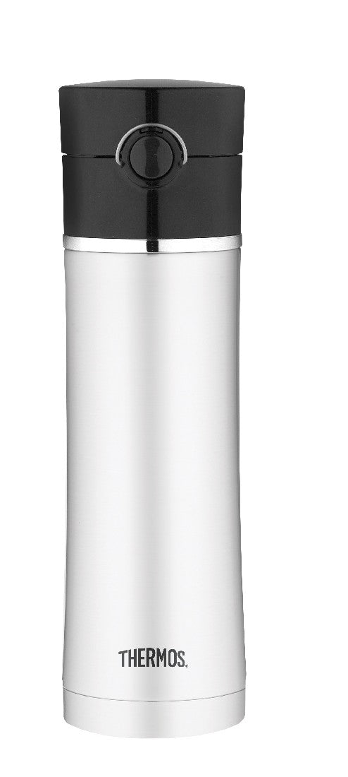Thermos S/S Vacuum Flask W/Tea Infuser - ZOES Kitchen