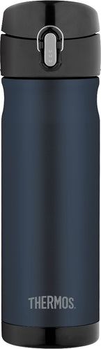 THERMOS COMMUTER BOTTLE INSULATED470ML MIDNIGHT BLUE