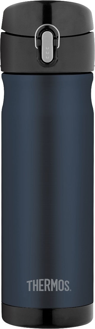 thermos commuter bottle insulated470ml midnight blue - ZoeKitchen