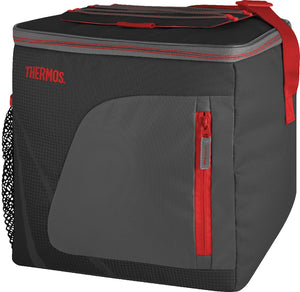thermos radiance cooler bag 24 can balck/red - ZoeKitchen