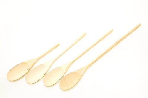 Cuisena Wooden Spoon Set/4 - ZOES Kitchen