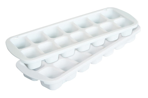 Cuisena 14 cube Ice Cube Tray Set of 2 - ZoeKitchen
