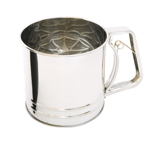 cuisena flour sifter 5 cup - ZoeKitchen