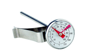 cuisena milk thermometer - 27mm dial - ZoeKitchen