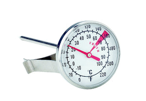 cuisena milk thermometer - 44mm dial - ZoeKitchen