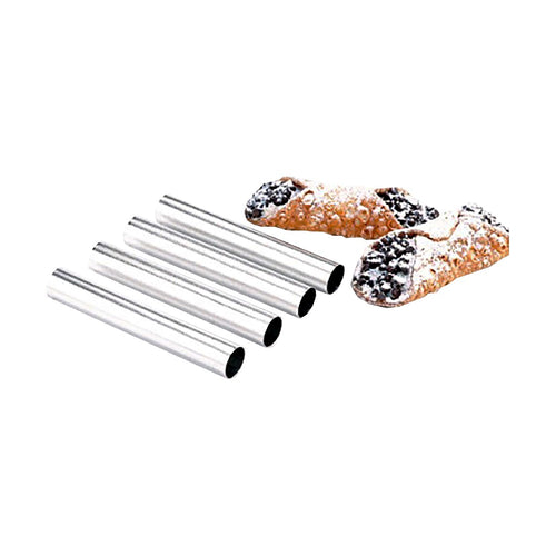 Cannoli Tubes Set Of 4 - ZoeKitchen