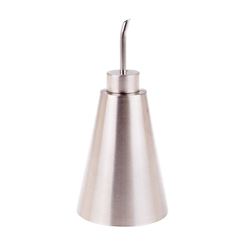 Dline Appetito Conical Oil Can S/S Satin Finish 250ml - ZoeKitchen