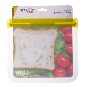 Dline Appetito Reusable Mini Snack Bag 21.5x19.5 - ZOES Kitchen