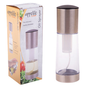 Dline Appetito Clear Oil Sprayer - ZOES Kitchen