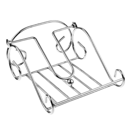 Dline Scroll Napkin Holder Chrome - ZoeKitchen