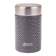 Load image into Gallery viewer, oasis insulated food flask 450ml graphite - ZoeKitchen