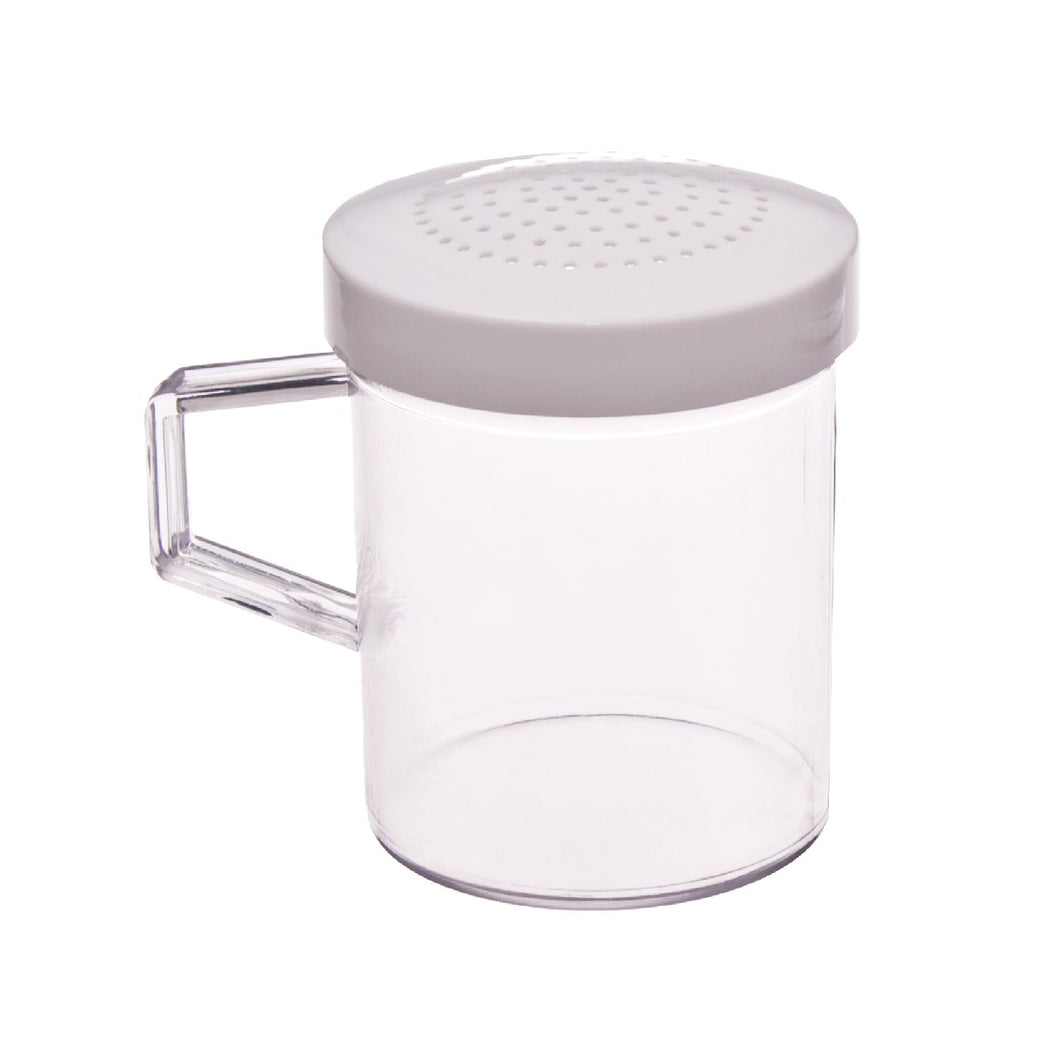 Dline Shaker All Purpose Plastic White - ZoeKitchen