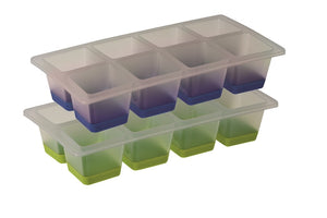 Avanti Pop Ice Cube Tray 8 Cup S/2 - ZOES Kitchen