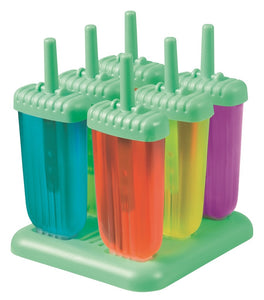 Avanti Groovy Ice Blocks 6pc Set Green - ZOES Kitchen