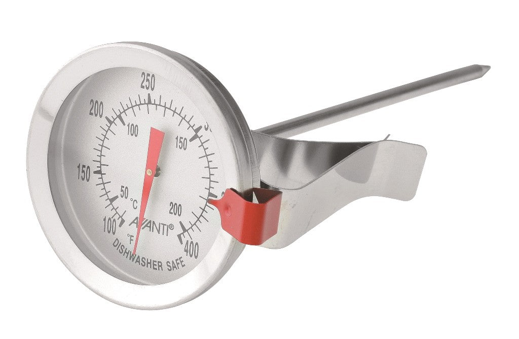 Avanti Tempwiz Candy/Deep Fry Thermometer - ZOES Kitchen