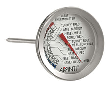 Load image into Gallery viewer, Avanti Tempwiz Roast Meat Thermometer - ZoeKitchen